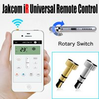 Wholesale Luxury Universal Smart Remote Control Wireless IR Remote Controller for IOS iPhone iPad Touch IOS Accessory