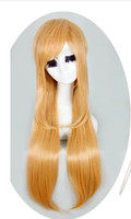asuna wig - Factory Price Sword Art Online Asuna Yuuki Blonde Long Braiding Cute Beauty Cosplay Wig