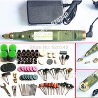 Wholesale FreeShipping Mini electric drill grinding accessories adapter Multifunction Engraving machine Electric tool set kit