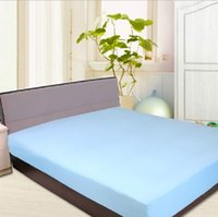 Wholesale 1509 High Quality TPU bed protection pad Waterproof Mattress Protector Cover Cotton Mat Pads