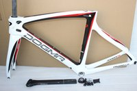 Wholesale Road bike k carbon road frame full carbon road bicycle frame chinese carbon fiber frameset sticker is avaiable cadres velo de carbone