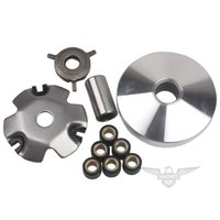 Wholesale 2015 brand new Variator Kit GY6 Moped Scooter QMB BAJA JONWAY LANCE BMX drop shipping