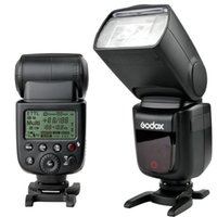 Wholesale 100 Brand New Camera Flash Kit Camera Flash Kit ETTL II Compatible flash for Canon With EU Specifications