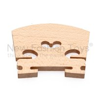advanced violins - NEW SIZE MAPLE BRIDGE FOR VIOLIN WOOD STRING TOP QUALITy fine maple Advanced craft violin High Quality