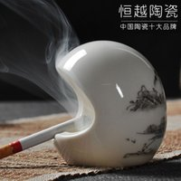 personalized ashtray - Personalized fashion ceramic car ashtray plus size fashion home gifts boys