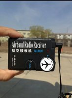 air band receiver - MHz MHz air band radio receiver aviation band receiver for Airport Ground free ship