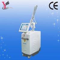 Wholesale Most stable CO2 Fractional laser for freckle removal and scar removal Vaginal tightening