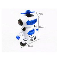 Wholesale New Arrival Electronic Toys Dancing Robert With Music And Lightening Best toy Gift For Kids
