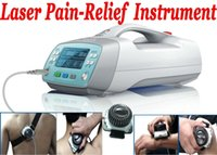 Wholesale Back acupuncture body massager electric digital therapy machine Low level Laser medical instrument Pain Relief care apparatus