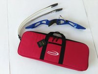 archery cases - recurve bow case archery and hunting recurve bow arrow bag which could used with arrow tubes together