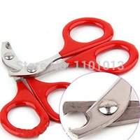 bathing news - Fedex Freeshipping News Red Special Nail Clippers for Pets Cats Dogs S Size