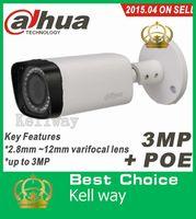 Wholesale 2015 Dahua IPC HFW4300R Z mm mm varifocal motorized lens network camera MP IR ip camera POE cctv camera