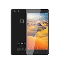 Cubot S550 MTK6735 Smartphone Quad Core 5.5 pollici Android Phone 5.1 cellulare 2GB + 16GB 3000mAh del telefono mobile di impronte digitali