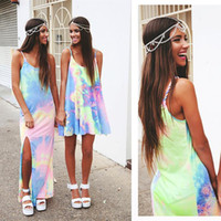 Where to Buy Rainbow Tie Dye Dress Online? Where Can I Buy Rainbow ...