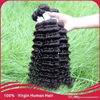 Wholesale Brazilian Virgin Hair Deep Curly Ali Moda Hair Brazilian Curly Hair Deep Wave Brazillian Deep Curly Rosa Human Hair Bundles