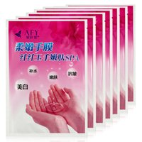 beauty horn products - pair Guarantee Use White Remove Horn Hand Skin Smooth Exfoliating Hand Mask Hand Care Beauty Product