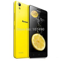 Wholesale Free Silicone Case Original Lenovo K3 Note K50 t5 K30 T K30 W Cell Phone Android MTK6752 Quad Core quot IPS x1080