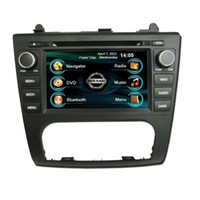 Wholesale OEM for NISSAN ALTIMA AUTO AC In Dash car radio GPS navigation free map car DVD player Ipod bluetooth Digital TV rear camera