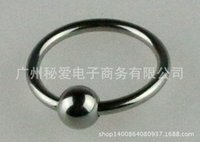 Cheap JJ stainless steel glans ring cock ring ring ring tied appeal