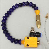 Wholesale New Arrival Mist Coolant Mist Lubrication System Used for CNC Lathe Milling Drill Machine B order lt no track