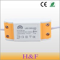 adapter current supply - FreeShipping LED driver W DC30 V Constant Current lighting transformer adapter power supply for LED downlight or ceiling lamp