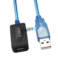 usb active extension cable - New m USB Active Repeater Hi Speed Extension Extender Cable Lead USB Mbp