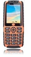 Wholesale Rugged Phone XP3500 Flashlight Shockproof Dustproof Dual SIM GSM Huge Battery mAh Power Bank Russian Keyboard Free DHL