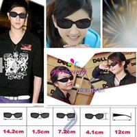 bags eye glasses - 10pcs Pinhole Glasses Pouch Bags Eyesight Care Improve Vision Eyes Exercise Dioptric Grid Glasses For Adult Kids