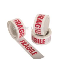 Warning Tape - Hot sale Cheapest Custom Warning Bopp fragile tape used for warning and packing