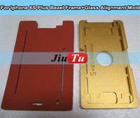 Wholesale Precision glass with frame alignment mould ruller fit for iphone G plus S S plus Laminator Mold Refurbishment
