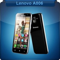analog tv - Original Lenovo A806 A8 quot HD IPS Android FDD LTE Cell Phones MTK6592 Octa Core GB RAM GB ROM MP Camera In Stock