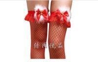 christmas gift - Christmas gift Sexy Women Santa Claus Costume Fancy Xmas Socks