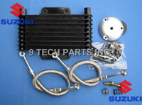 Wholesale SUZUKI GN125 EN125 EN150 GZ125 GZ150 GN GZ GSX EN TU cc cc Motorcycle Oil Cooler Oil Engine Radiator SYSTEM FULL SET order lt no track