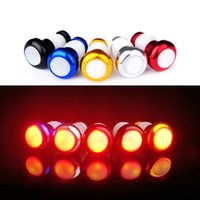 bicycle light indicator - Safety Night Cycling Bicycle Turn Signal Handle Bar End Plug Light LED Warning Lamp Cycle Handlebar Flash Light Indicator B068