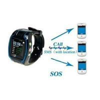 Wholesale TK109 smart gps watch tracker Quad Band Real time Global GPS Watch tracker GPS GSM Tracker Two Way Voice SOS Surveillance