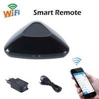 Wholesale Original RM2 Rm Pro Smart home Universal Intelligent controller WIFI IR RF switch Wireless remote via iphone android ZM00115