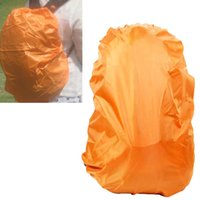 Wholesale Outdoor Sport Travel Nylon Backpack Camping Hiking Backpack Rucksack Bag Waterproof Rain Proof Packsack L