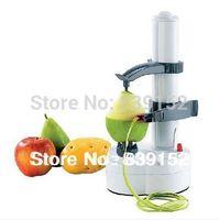 electric potato peeler - New Arrival Vegetable MultiFunctional Electric Apple Potatoes Fruit Peeler Machine Power STARFRIT ROTATO EXPRESS