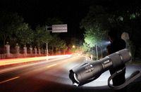 Wholesale High Power UltraFire cree led flashlight XM L T6 Lumens Torch Zoomable camp lanterna lamps flashlight