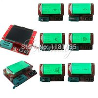 Wholesale 12864 Big LCD latest M328 Transistor Tester Diode Triode Capacitance ESR Meter MOS PNP NPN New