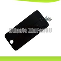Cheap For Apple iPhone 5 for iphone lcd display Best LCD Screen Panels White touch screen