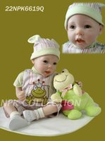 Cheap Artificial baby doll baby toy reborn baby vinyl doll