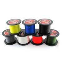 Wholesale 500M Japan Multifilament PE Braided Fishing Line Seaknight Brand Tri Poseidon Series FHG_301