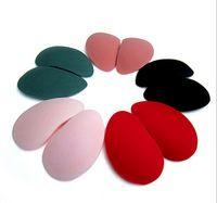 Wholesale 2015 OvalFoam Cups For Swimwear Woman Bra Swimsuit Bikini Padding Inserts Pad Soft Cups Enhancer Pad Women Intimates Accessories sets