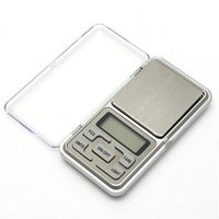 Wholesale Hot selling g g Digital Pocket Scale Jewelry Weight Electronic Balance Scale g oz ct gn Precision
