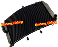 Wholesale For Honda CBR RR F5 BLACK Aluminum New Engine Cooling Radiator Motorcycle Parts and Accessories order lt no track