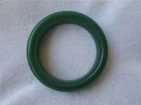 Wholesale green bracelet jewelry MM NATURE GREEN JADE JADEITE BRACELET BANGLE