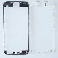 Wholesale New LCD Frame Holder Middle Bezel Digitizer Frame With m Adhesive hot glue For iPhone S G S C quot Plus Bracket Replacements