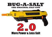 Wholesale Original BUG A SALT Bug Gun Kills Flies Bees Stink Bugs Mosquito Insect Pest Control NEWEST