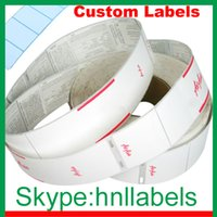 Wholesale Thermal Baggage Tag for Airlines
